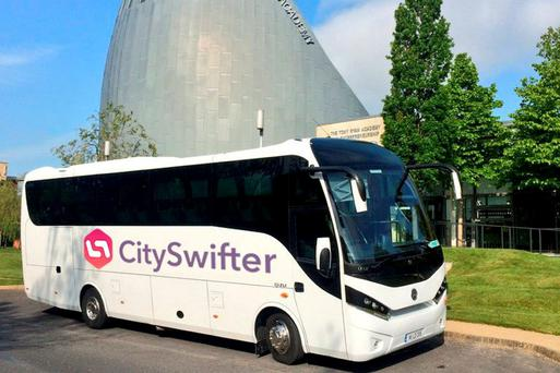 CitySwifter.com enables commuters to crowdsource their transport and book private bus seats
