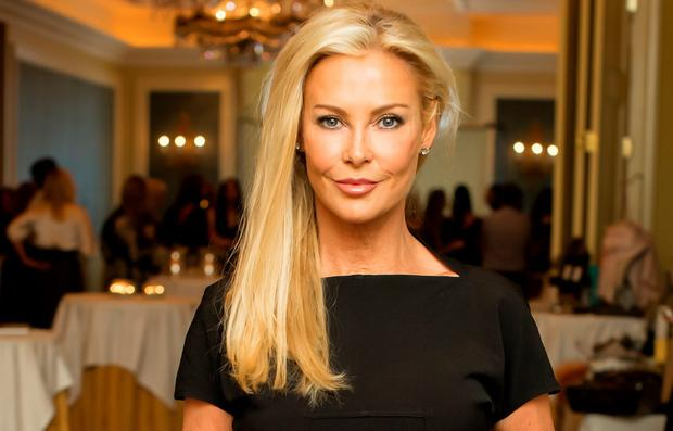 Alison Doody at the annual ISPCC Brown Thomas Fashion Show and Luncheon at the Intercontinental Hotel in Ballsbridge. Picture: Anthony Woods