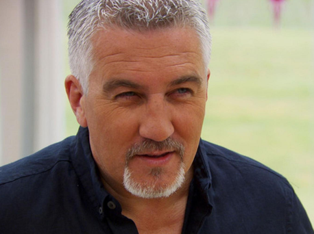 Paul Hollywood fixed the contestants with his steely glare. Photo: BBC/LOVE