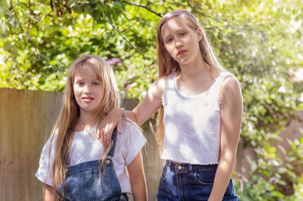A French brand has been called out for 'body shaming' 12-year-old girls. Photo: Stock