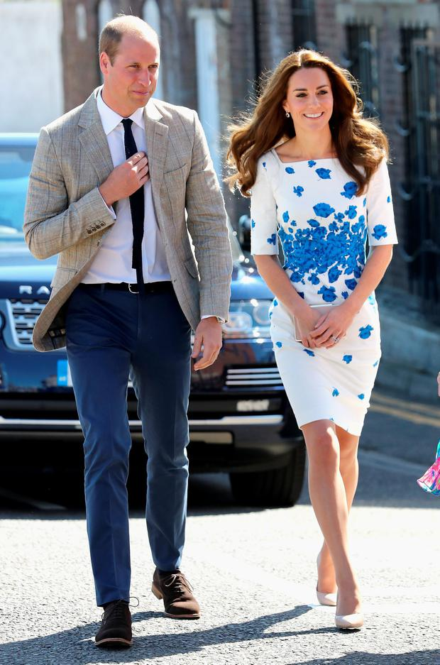 Kate Middleton Prince William Hope Pregnant