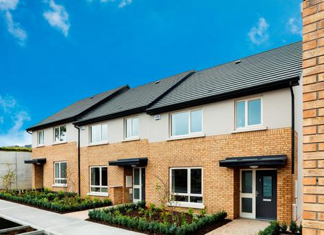 Abbot's Grove comprises three and four-bed homes
