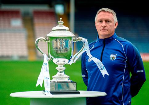 Waterford U-21 manager Sean Power spotted The Déise's potential almost a decade ago. Photo: Sam Barnes/Sportsfile