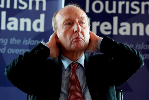 Unions have criticised Transport Minister Shane Ross and threatened to step up their industrial action, with the prospect of an all-out strike looming. Pic Tom Burke