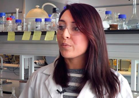 Dr Esther Surender, Postdoctoral Researcher at Trinity College Dublin