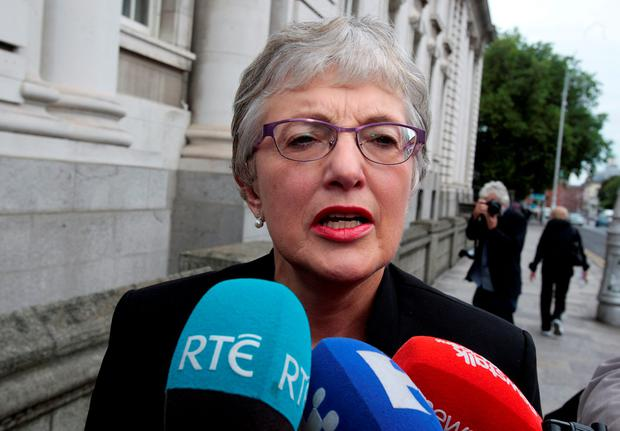 Minister Katherine Zappone: 'We must ensure stability'. Pic Tom Burke