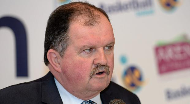 Basketball Ireland chief executive Bernard O'Byrne: 'The OCI needs to begin setting the agenda proactively and not be perceived as keeping its head down' Picture credit: Matt Browne / SPORTSFILE