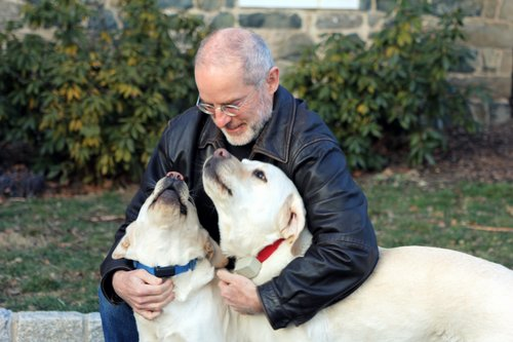Marley and Me author John Grogan will be in Dublin this weekend to take part in Dog's Trust annual Doggie Do
