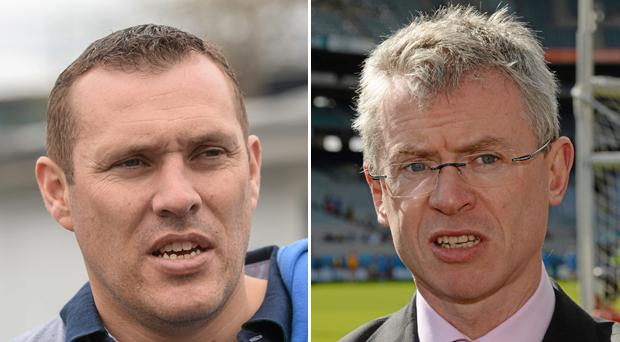 Ciarán Whelan used his Herald column to set the record straight with Joe Brolly