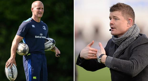 Brian O'Driscoll is pleased with Stuart Lancaster's appointment