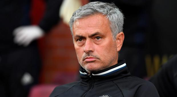 Manchester United's Jose Mourinho (Photo by Michael Regan/Getty Images)