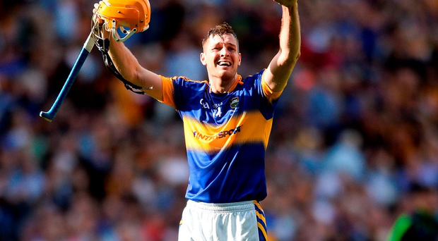 'For sheer sustained excellence from general play, I'm not sure there's been an attacking performance in an All-Ireland final like Séamus Callanan's last Sunday'. Photo: Eoin Noonan/Sportsfile