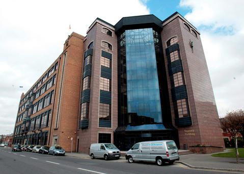 The Treasury Building on Grand Canal Street Lower where NAMA is based. Photo: Tom Burke