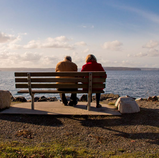 Golden years: A long-term study shows that Ireland is a reasonably good place in which to age, with most over-50s having a good quality of life and reasonable health Photo: Depositphotos