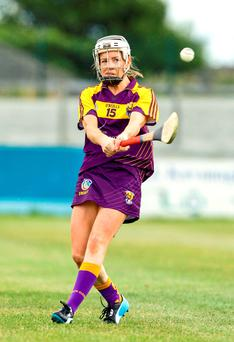 Wexford's Kate Kelly. Photo: Ken Sutton/INPHO