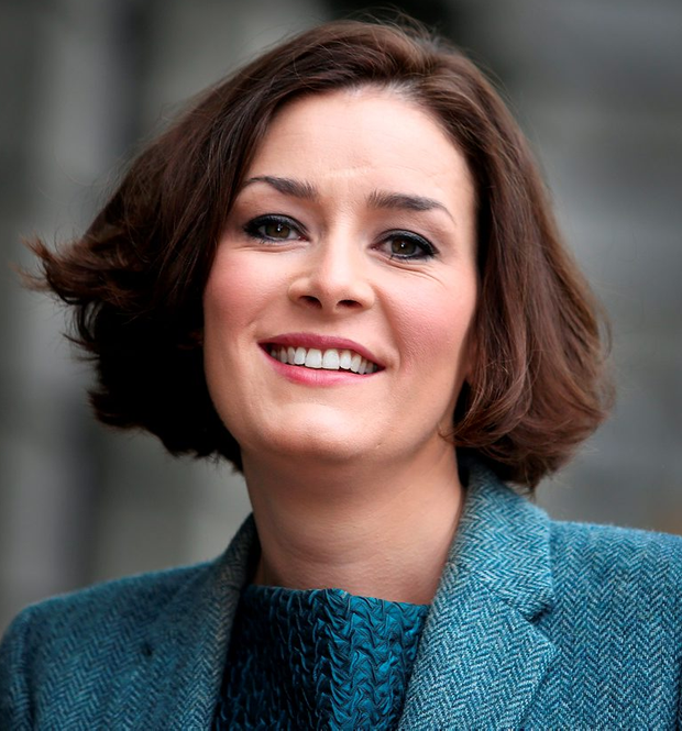Fine Gael TD Kate O'Connell will present the findings of one of the reports Photo: Tom Burke