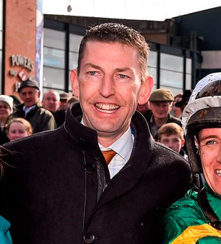 Gavin Cromwell has established himself as a firm friend of punters in recent years with an excellent strike rate over jumps in particular. Picture credit: Cody Glenn / SPORTSFILE