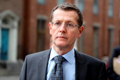 Seamus McCarthy, the Comptroller and Auditor General. Pic Tom Burke