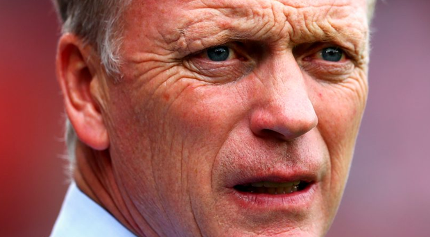 David Moyes Photo: Michael Steele/Getty Images