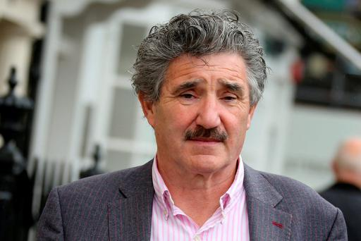 Junior minister John Halligan. Photo: Tom Burke