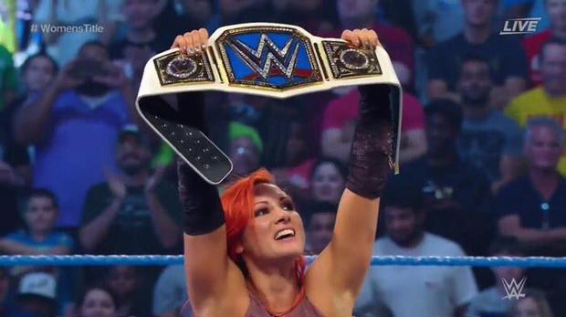 File photo of Becky Lynch.