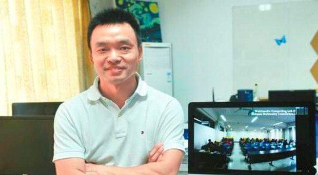 Wei Xiaoyong, computer science professor at Sichuan University Credit: West China Metropolis Daily