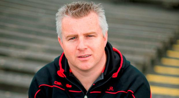 Mayo manager Stephen Rochford. Photo by Piaras Ó Mídheach/Sportsfile
