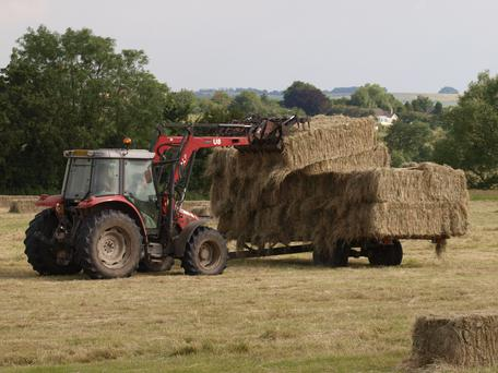 Crime gangs are targeting farmers in a racket in which stolen machinery is sold on – only to be stolen again, from its new owner, a short time later. (Photo By: Education Images/UIG via Getty Images)