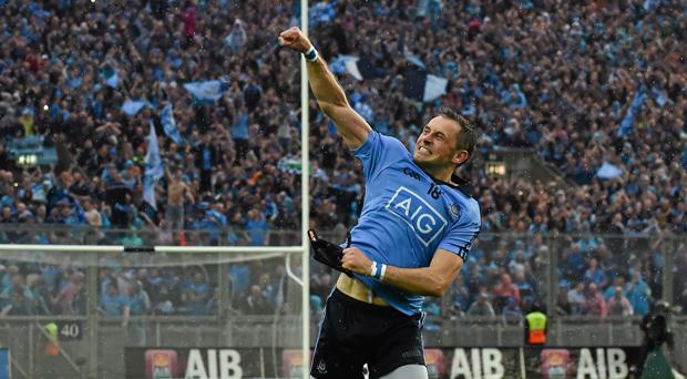 Alan Brogan knows what it takes to win an All-Ireland