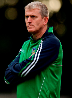 John Kiely is the favourite to next lead the Limerick hurling team Photo: Seb Daly/Sportsfile