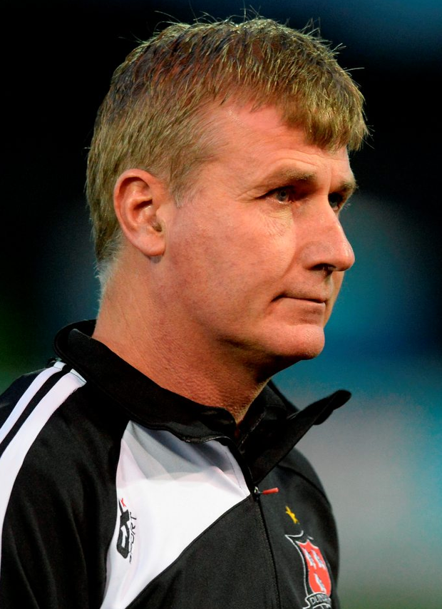 Dundalk manager Stephen Kenny Photo: Oliver McVeigh/Sportsfile