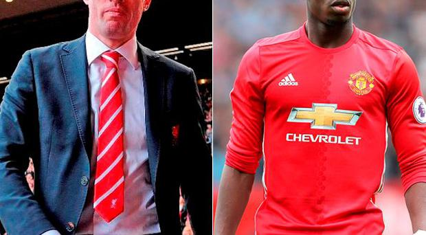 Jamie Carragher had strong criticism for Paul Pogba