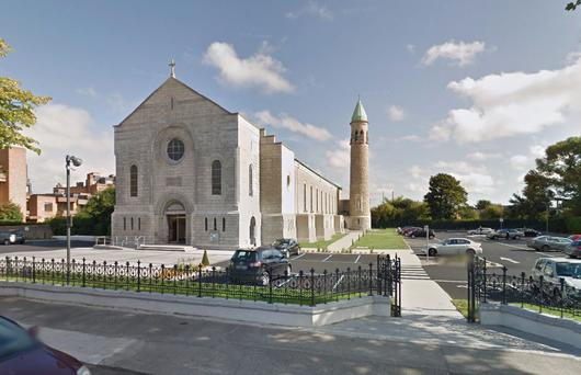 Our Lady Queen of Peace on Merrion Road (Photo: Google Maps)