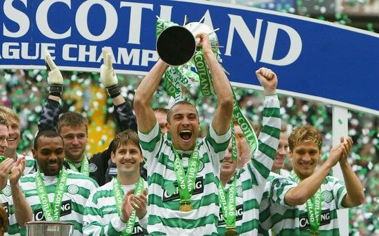 Celtic: The Musical is coming to Ireland. (Photo by Scott Barbour/Getty Images)