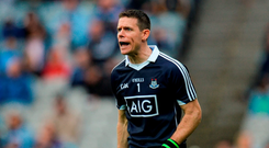 Stephen Cluxton of Dublin. Photo by Piaras Ó Mídheach/Sportsfile