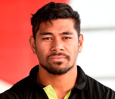 Charles Piutau. Photo: Oliver McVeigh/Sportsfile