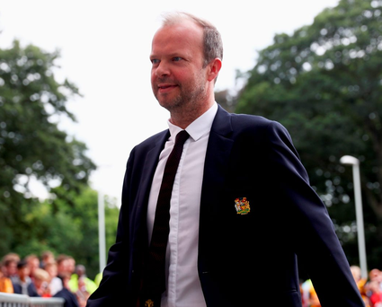 Manchester United executive vice-chairman Ed Woodward. Photo: Matthew Lewis/Getty Images