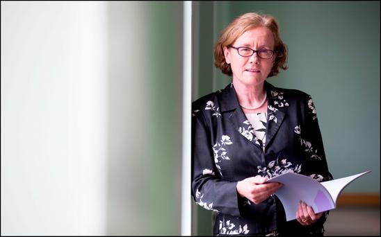 Isolde Goggin, head of the Competition and Consumer Protection Commission Picture: David Conachy