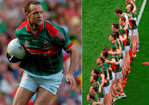 David Brady has picked his starting Mayo 15 for Sunday's All Ireland final