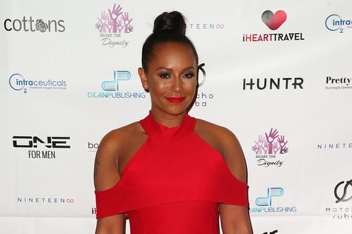 Mel B (Photo by Graham Denholm/Getty Images)