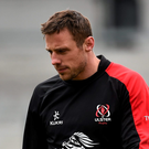 "Ulster's Tommy Bowe: ""I am at the stage where I want to play because I have spent so much time not playing. I am hungry to play."""