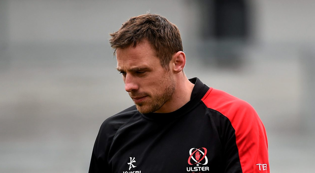"""Ulster's Tommy Bowe: """"I am at the stage where I want to play because I have spent so much time not playing. I am hungry to play."""""""