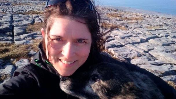 Caitriona Lucas (41) who died tragically in a rescue mission in Kilkee