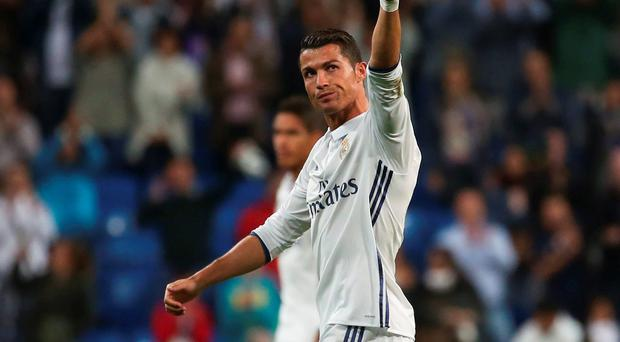 Real Madrid's Cristiano Ronaldo. Photo: Susana Vera/Reuters