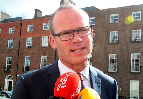 New scheme: Housing Minister Simon Coveney. Photo: Tom Burke