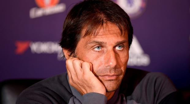 Chelsea manager Antonio Conte Picture: Reuters