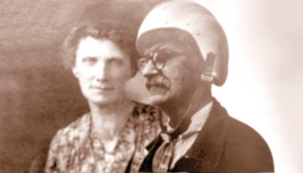 Rachael's great great grandparents Arthur Dawson and Margaret McDonald