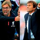 Klopp and Conte go head to head at the Bridge tonight