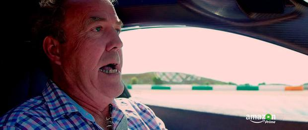 The Grand Tour featuring Jeremy Clarkson will launch exclusively for Amazon Prime customers on November 18. Photo: Amazon Prime/PA Wire