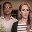 Cuba Gooding Jr and Sarah Paulson star in the latest American Horror Story, starting tonight.